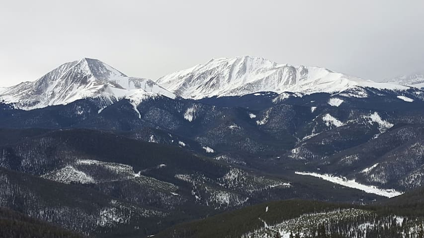 Top floor Slopeside condo - Keystone