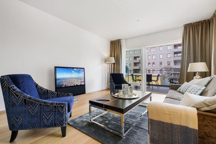 Vigeland-Exclusive Apartment near beach/Oslocity