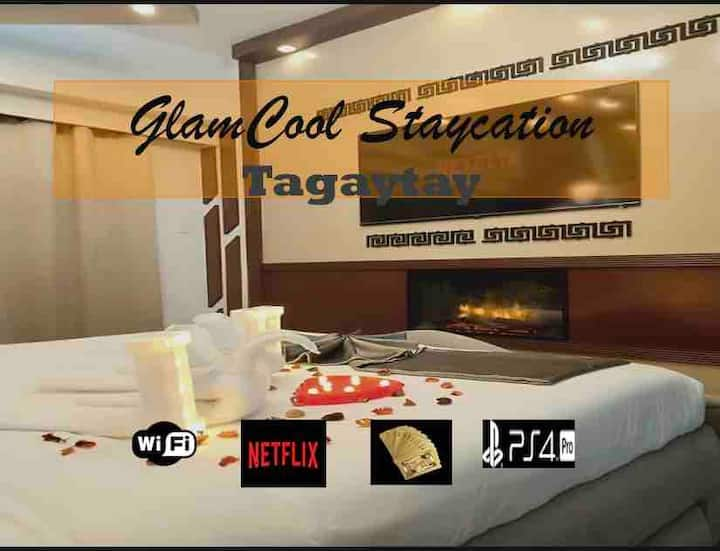 GlamCool SMDC @ Cool Suites PS4+wifi+Netflix+SetUp