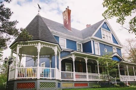 The Wickwire House