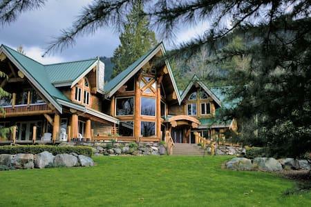 The Rockwell Harrison Guest Lodge - Bed&Breakfast - Harrison Hot Springs - Aamiaismajoitus