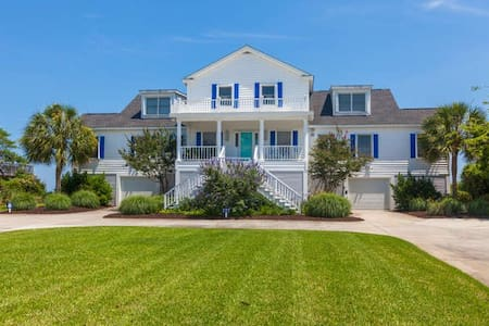 Oceanside Apartment Sleeps 4 - Unit B - Sullivan's Island - Wohnung