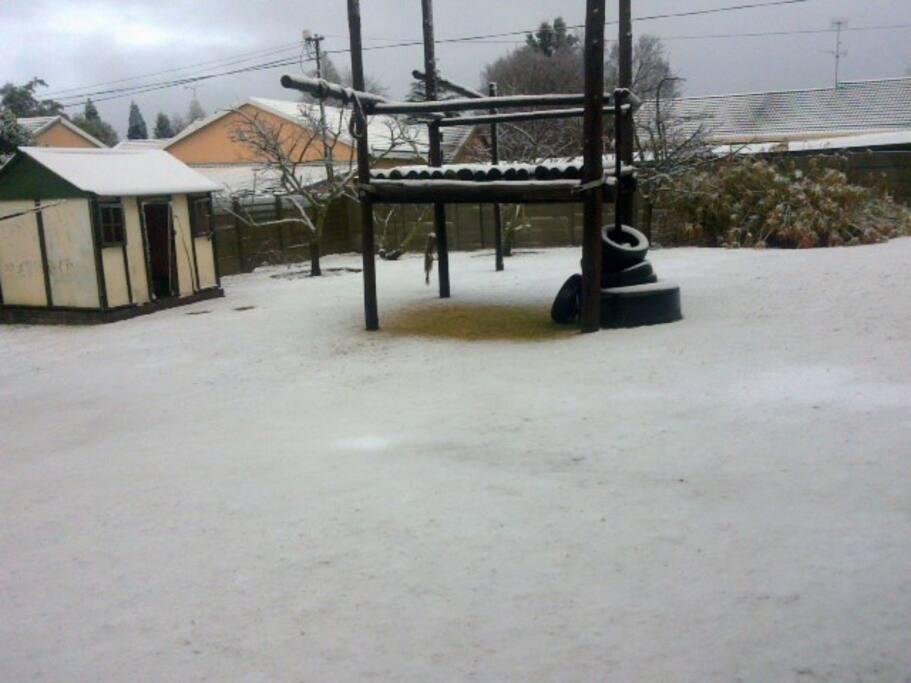 Snow in 2010