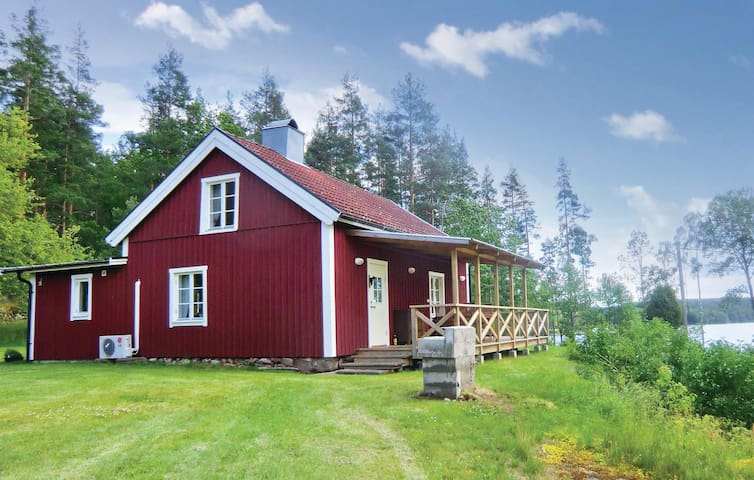 Holiday cottage with 2 bedrooms on 75m² in Målilla