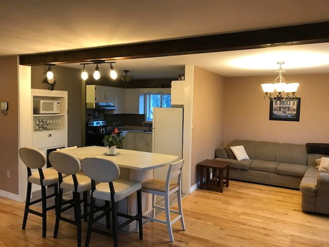 Spacious 3 BDR Home in Charlottetown
