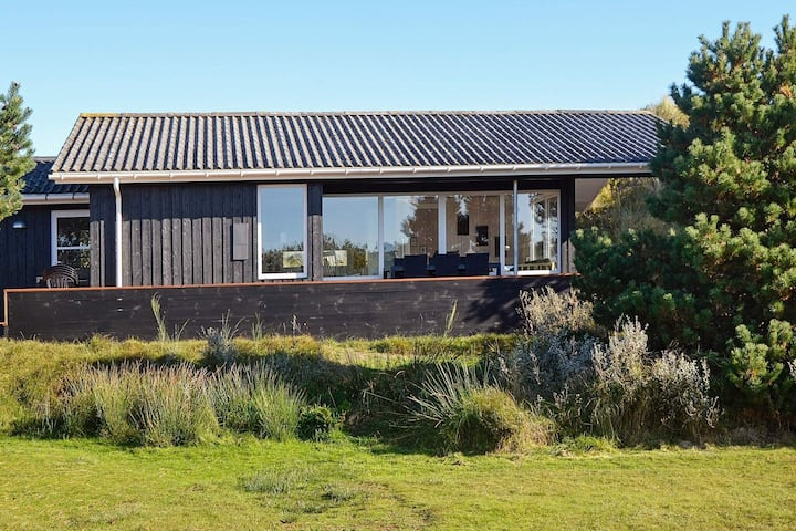 Gorgeous Holiday Home in Syddanmark with Terrace