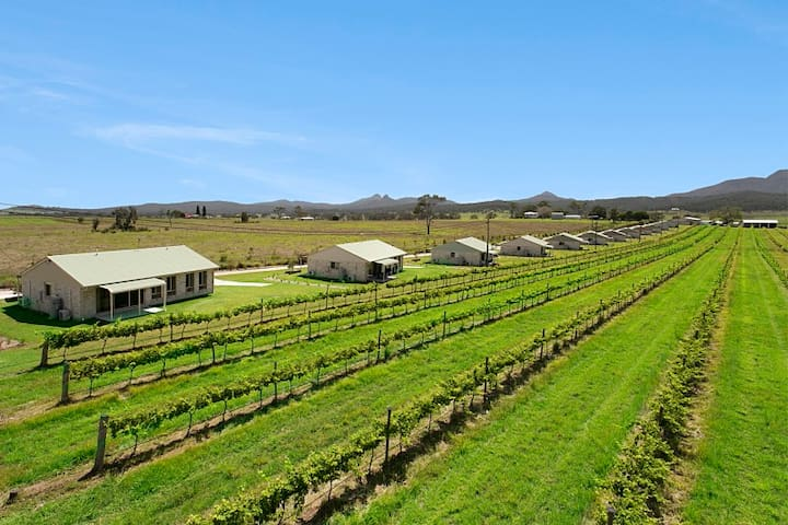 2 bedroom/2bath home located on vineyard -AIRCON - Peak Crossing