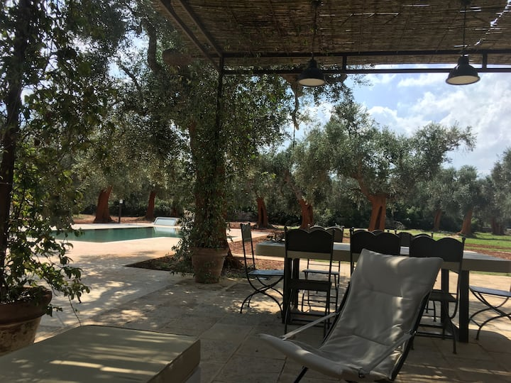 Salento charming villa with swimming pool