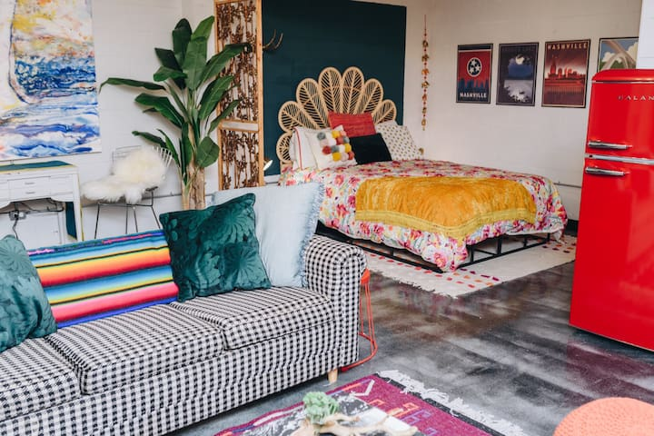 Westside Best Side Boho Studio