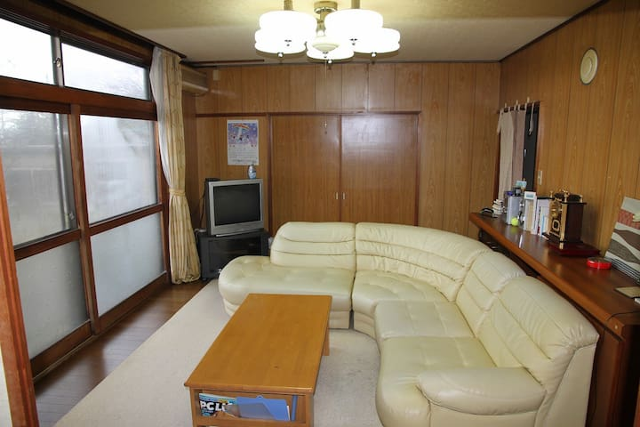 20 Minutes to Lake Toya/Max 12 persons/Wifi - Tōyako-chō
