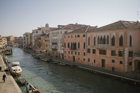 Cannaregio Canal Luxury Apartment - Venezia - Apartment