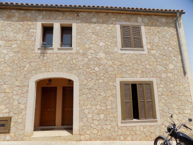 Rooms in accomodation Mallorca rural house