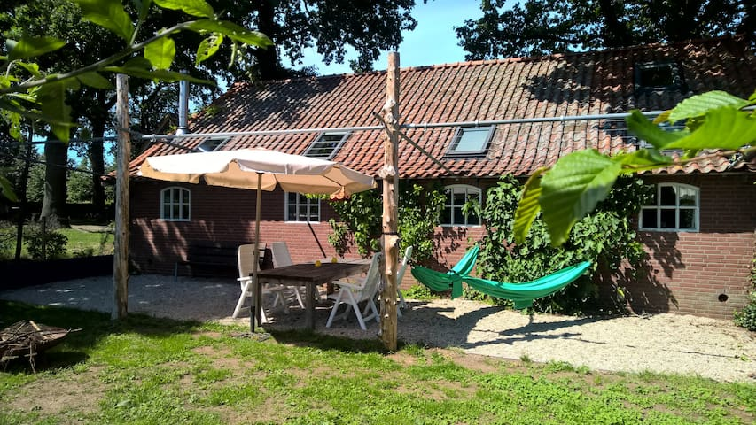 bij Laurijs. Holiday home in the Achterhoek!