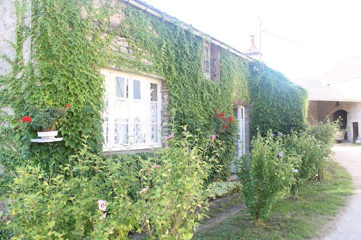 La petite Maison près de Vézelay - Montillot - Hus