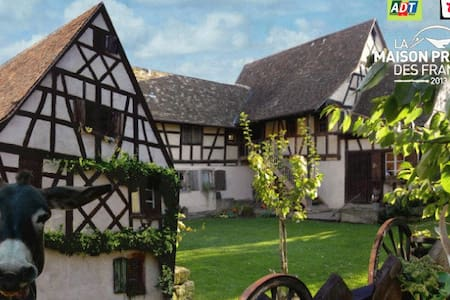 LA FERME DE MARIE ALSACE - RANGEN - House