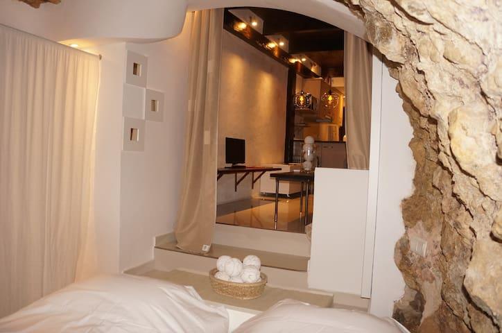 Fantástica casa dúplex en La Marina - Eivissa - Haus