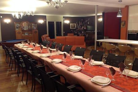 Maison de vacances 25 couchages - Lisbourg - 独立屋