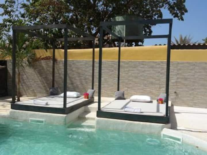 Villa cosy à la somone