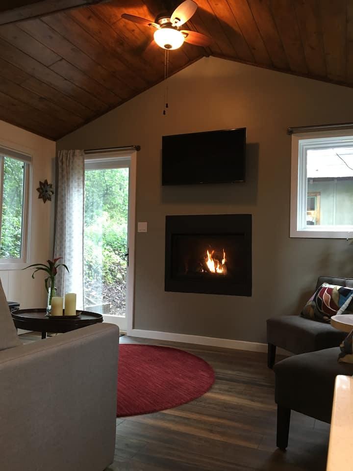 Kings Mountain Studio Cabin