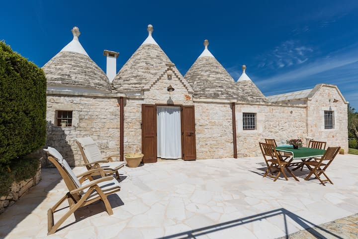 Trullo Raffaella in nature - Martina Franca - Appartement