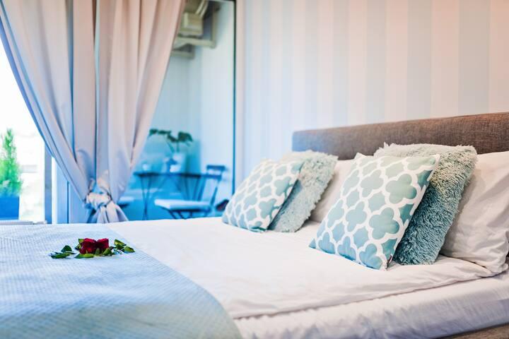 """Apartamenty Homely Place """"Malibu"""" -  Centrum"""