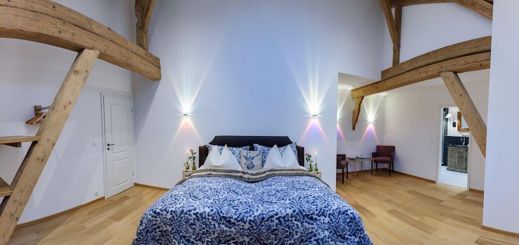 Romantikapartment auf  Klostergut!