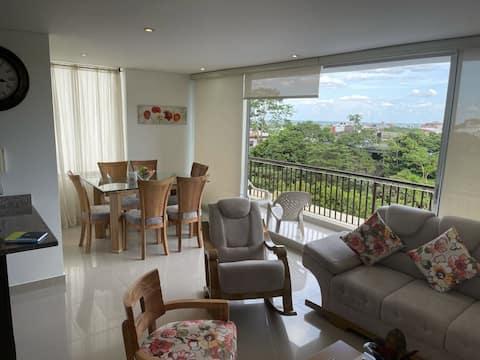 Apartamento de 3 Habitaciones Barrio Barzal