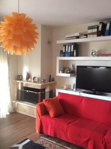 Διαμέρισμα εντός βίλας στη θερμή Θεσσαλονίκης - Thermi - Leilighet