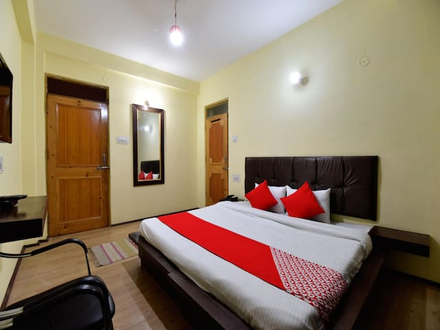 OYO - Deluxe Studio in Manali - Priced-Down ✨
