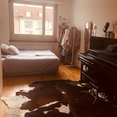 Room in a modern apartment for rent in July 2020