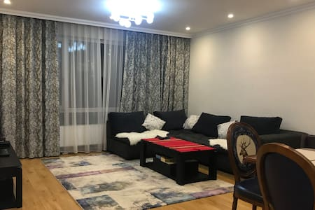 Comfy 4 room apartment, offering private bedroom