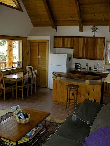 Winthrop Cabin with fantastic view and privacy
