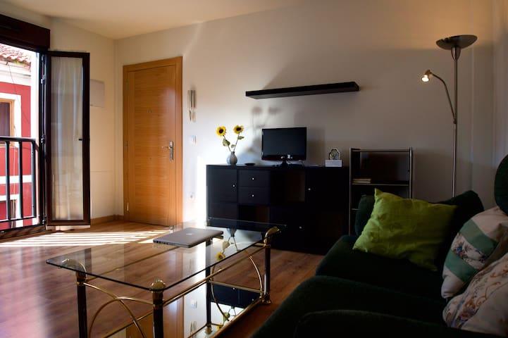 Precioso apartamento situado en el - Gijón - Lägenhet