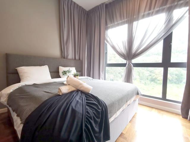 Vista Residences 2R2B 6Pax @Genting Free Wifi