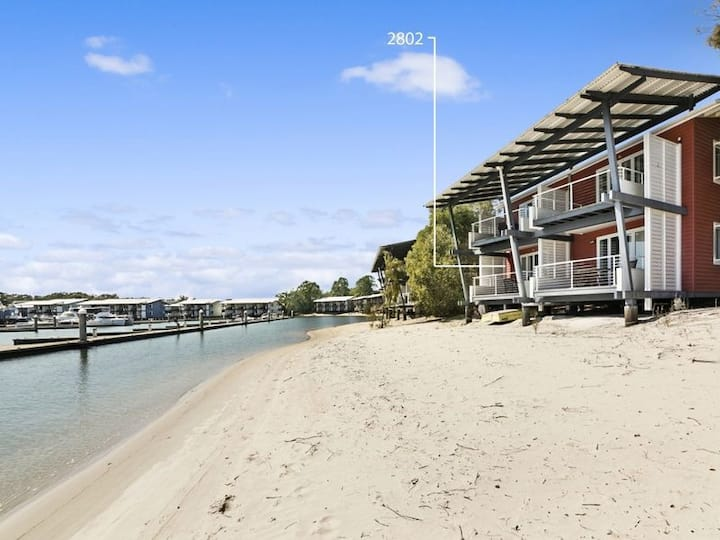 Marine Apartment Couran Cove - 1 Bedroom