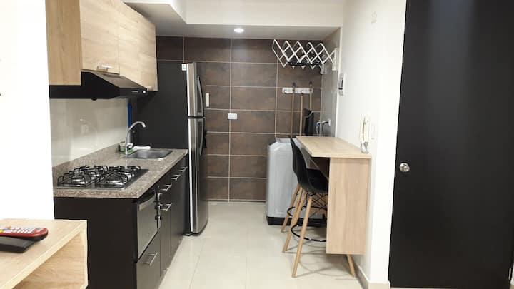 Apartamento VIP en Torres del Bosque
