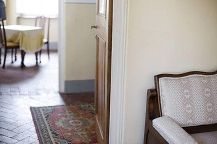 Villa la Dogana Suite Ortensia - Lucca - Bed & Breakfast