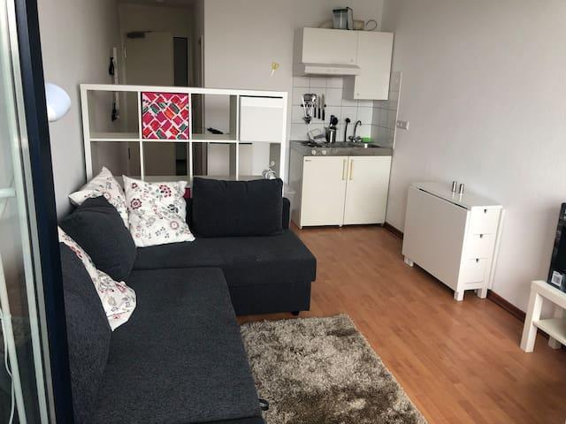 Gemütliches 1. Zimmer Appartement,zentral in Köln