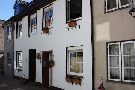 Idyllisches Ganghaus i.d.Innenstadt - Lübeck