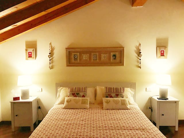 B&B La Borasca - Leonardo Room - Borasca - Bed & Breakfast