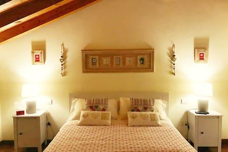 B&B La Borasca - Leonardo Room - Borasca - 住宿加早餐