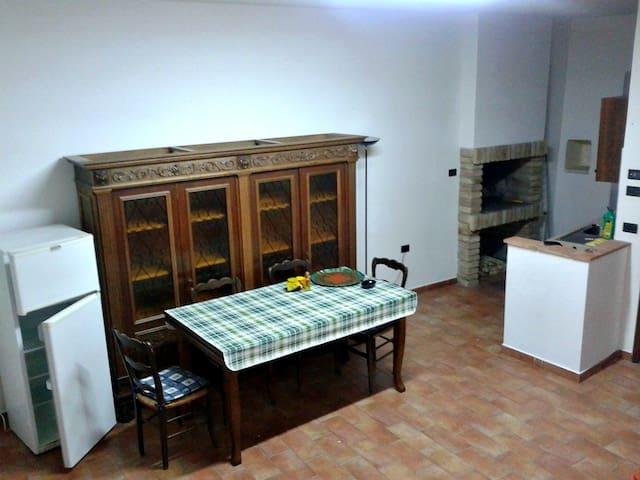 apartment in a panoramic castle - Grutti - Wohnung