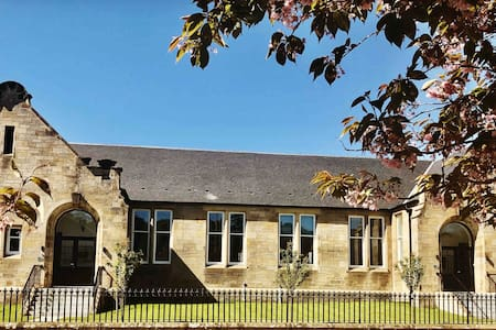 The Old Schoolhouse - 2 bed house, garden, parking