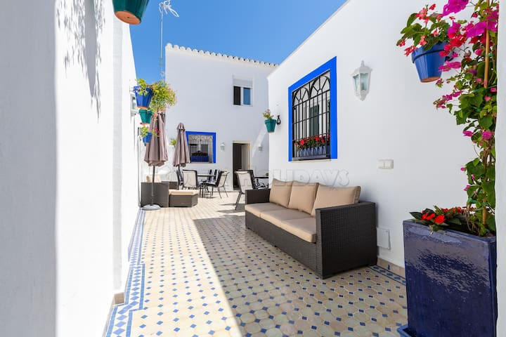one bedroom house in Estepona old towncentre