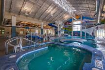 Grand Park Community Recreation Center Pools
