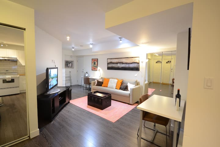 Your own cozy, comfy private suite in Coquitlam!