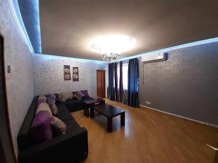 Optimistic 3 room apartment 80m