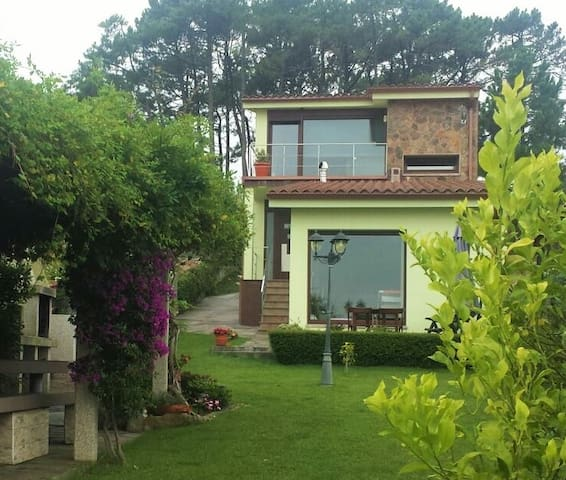 Balcón a la Ria de Arousa - Ribeira - House