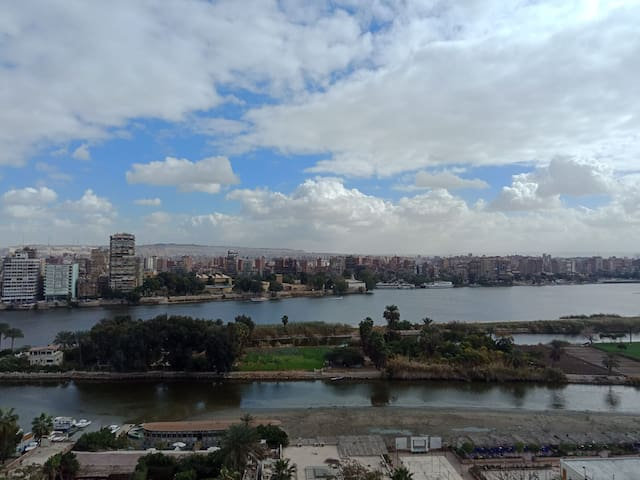 Amazing Nile View Roftop