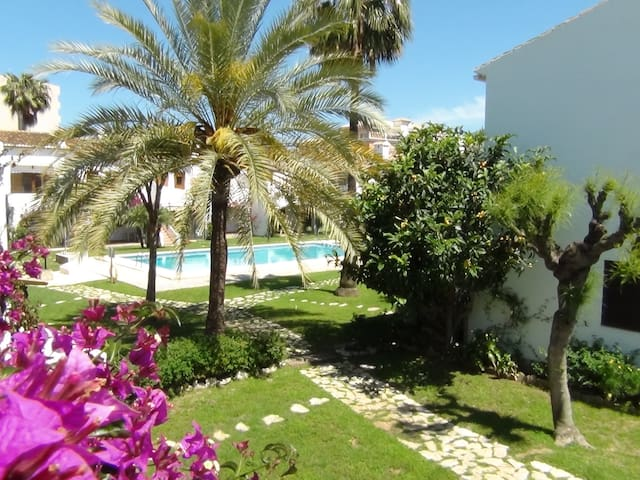 Cosy townhouse 100 m from the sea - Dénia - House